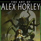 The Art of Alex Horley